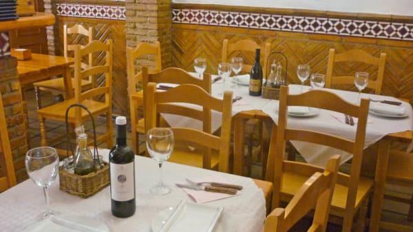 Vista sala - Serranía de Cádiz, Sevilla