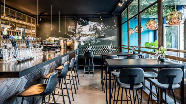 Restaurant - NOMADS, Amsterdam