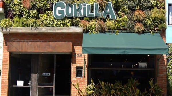 Restaurante - Gorilla Burger, São Paulo