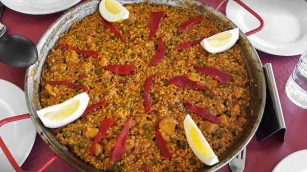 Sugerencia del chef - Casa Nelly, Alora