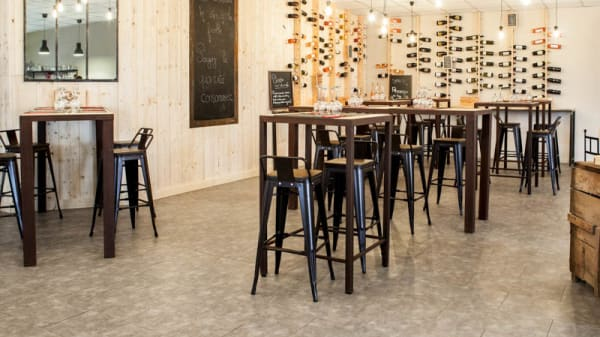 Salle du restaurant - l'Atelier, Portet-sur-Garonne