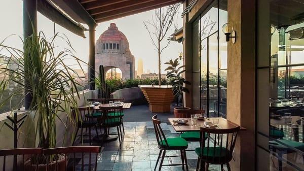 Terraza - Terraza Cha Cha Chá, Ciudad de México