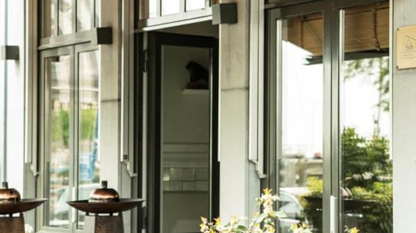 Ingang - Restaurant Lucas Rive, Hoorn