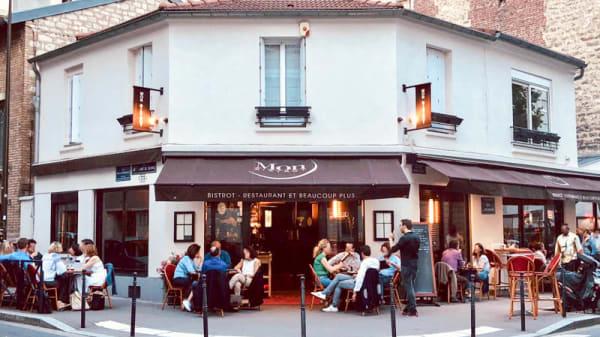 Entreé - Mon Bistrot, Boulogne-Billancourt