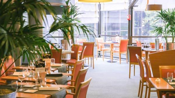 Salon du restaurant - Le Grand Jardin, Angers