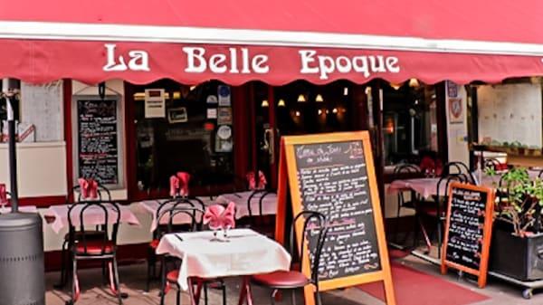 Specialité  Mer et terroir - La Belle Epoque, Cabourg