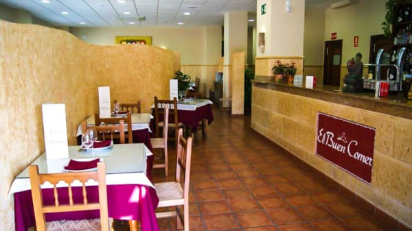 Vista sala - El Buen Comer, Jerez De La Frontera