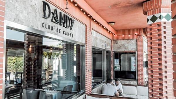 Entrada - Dandy Club de Campo, San Sebastián de los Reyes