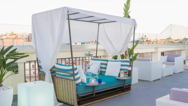 Terrazza - Sky Blu Rooftop Terrace, Rome