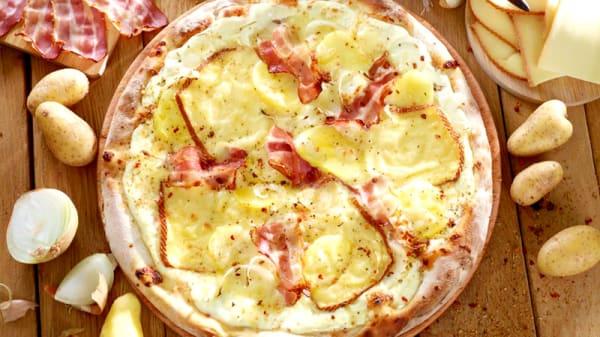 La Savoyarde - Pizza Paï Arras, Arras