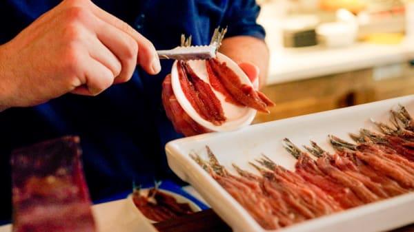 Sugerencia del chef - Bodega Vidrios y Cristales, Barcelona