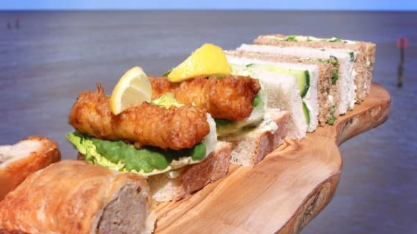 Chef's suggestion - The Boardwalk, Southwold