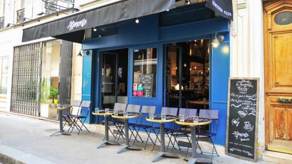 Façade - Alimento, Paris