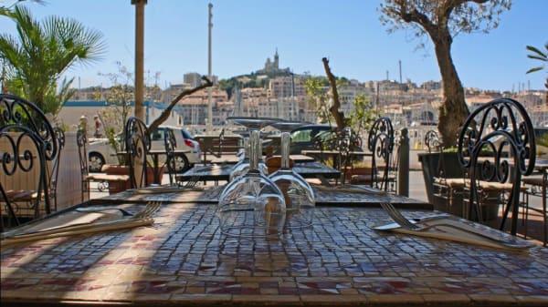 Une vue incroyable sur Marseille - Le Souk, Marseille