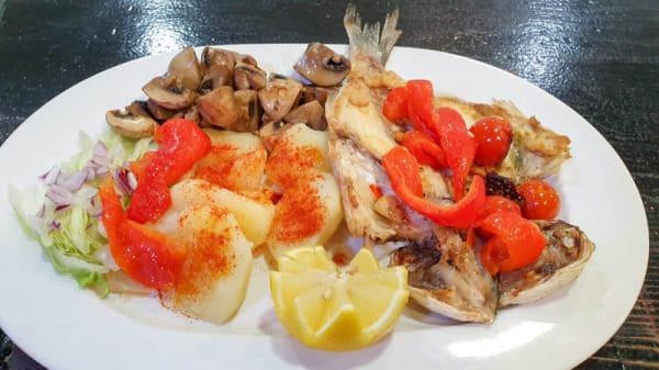 Sugerencia del chef - Meson la Andaluza, Madrid