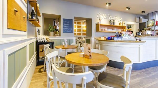 Sala del ristorante - Ermitage, Bergamo