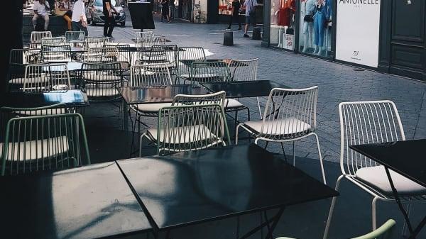 A1 - Pizzeria du Drugstore, Rouen