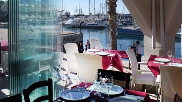 Sala - Arroceria Delicias, Alicante