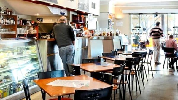 Restaurant - Manto Cafe, Norwood (SA)