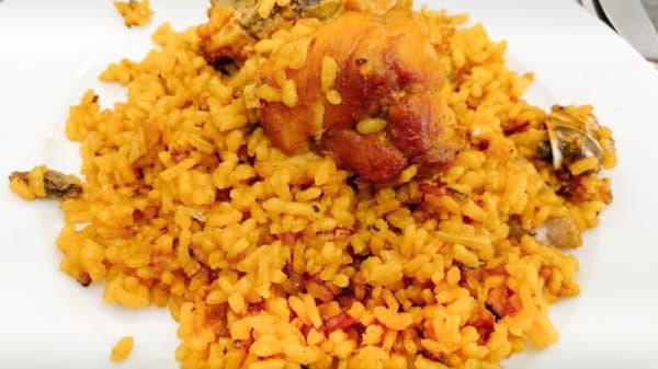 Sugerencia del chef - Restaurante Manu, Valencia