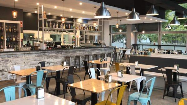 Sala del restaurante - Stilus, Hospitalet de Llobregat