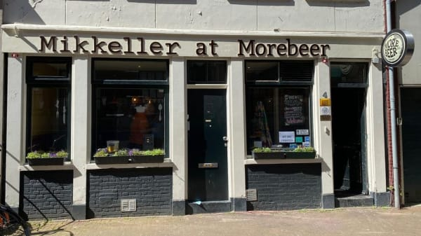 Mikkeller at Morebeer, Amsterdam