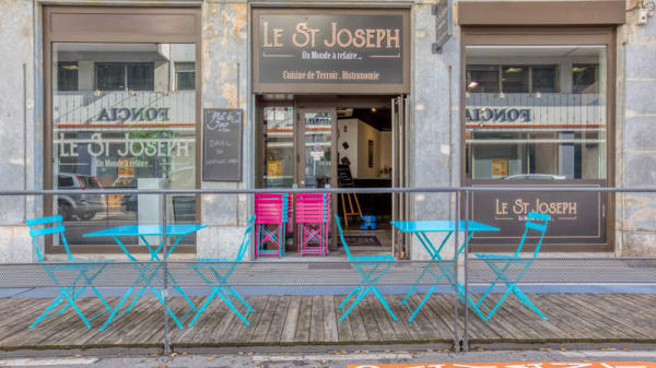 Terrasse - Le Saint Joseph, Grenoble