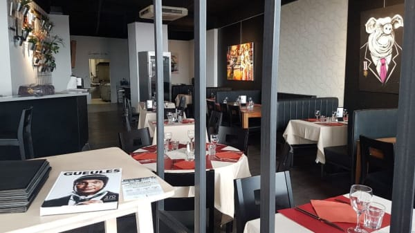 Suggestion de plat - Le Saint Joseph, Grenoble