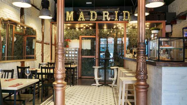 Vista sala - Soxial Resto Bar, Madrid