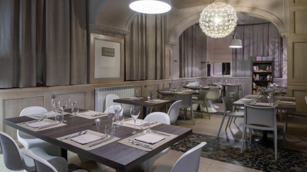 Salone ristorante - Barracudino Easy & Chic, Monza
