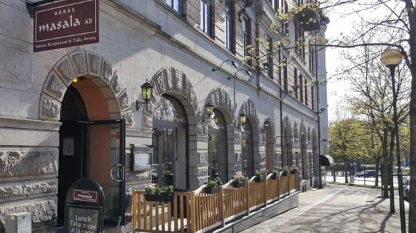 Restaurangens - Borås Masala, Borås