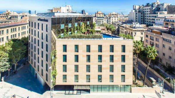 Vista exterior - OD Restaurant, Barcelona