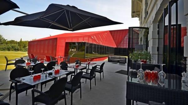 terrasse - ZE ROCK, Cenon