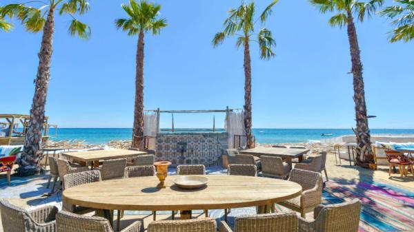 Terrasse - Verde Beach, Ramatuelle