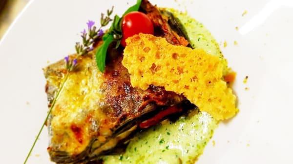 Suggerimento dello chef - Osteria dal Campanèr, Fossacaprara