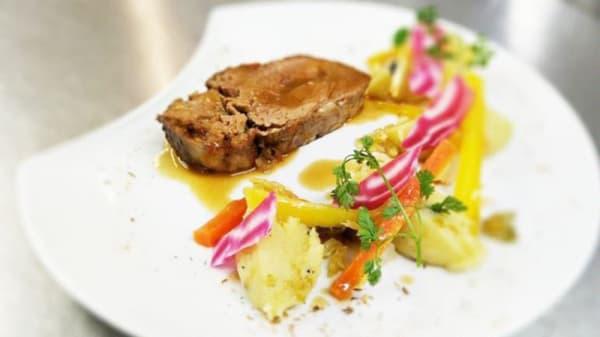 Suggestion du chef - Les Pléiades, Barbizon