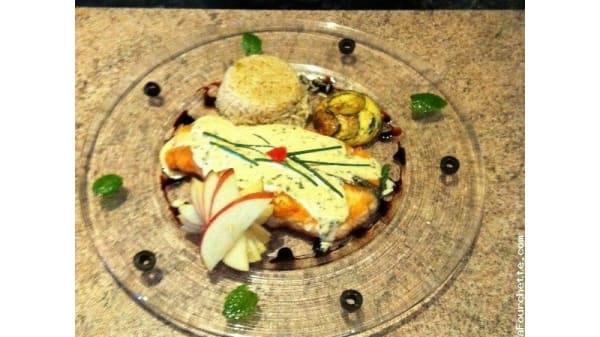 Suggestion de plat - Restaurant Océan, Lourdes