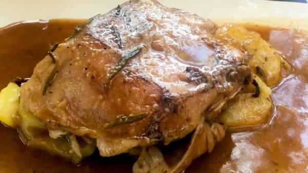 Sugerencia del chef - Ermita Del Remei, Alcover