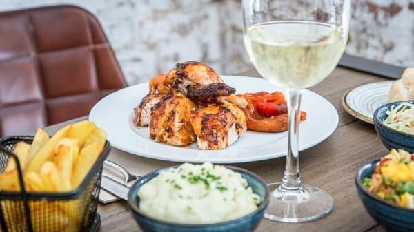 Sugerencia del chef - Le Coq - Serrano, Madrid