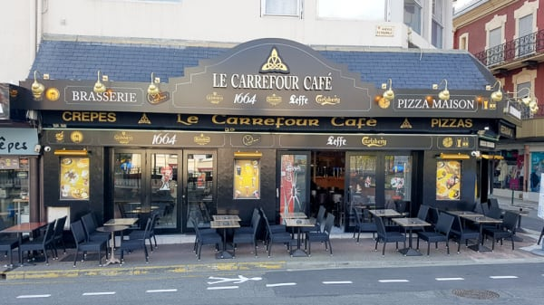 Entrée - Le Carrefour Café, Lourdes