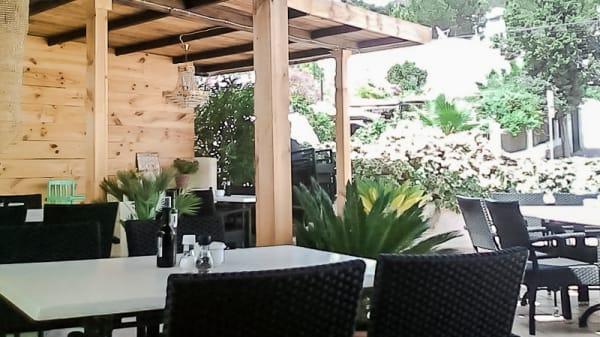 Terraza - Baron Ibiza, Cala Llonga