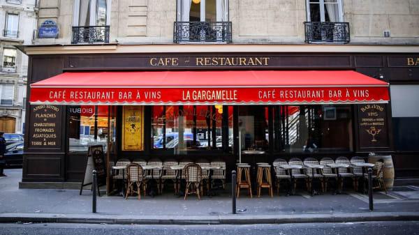 La Gargamelle, Paris