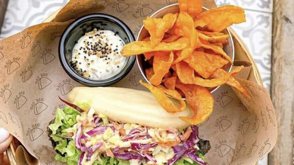 Sugerencia del chef - Bao Bar, Santiago