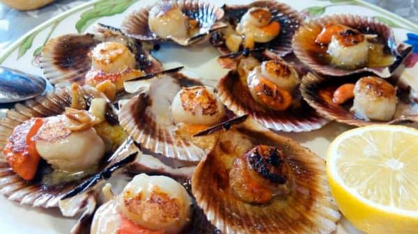 Sugerencia del chef - La Maja, Rincon De La Victoria