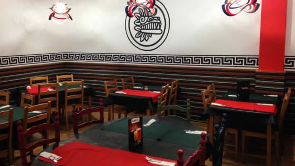 Vista sala - El Chingón Comida Mexicana, Boadilla del Monte