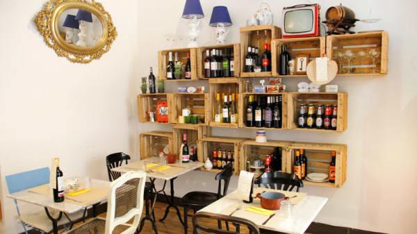 Decoración - El Colmao Gastroclub, Madrid