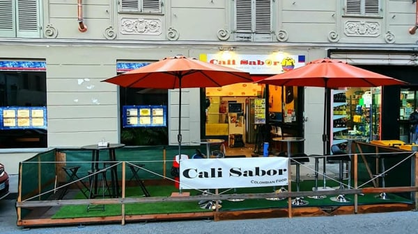 Cali Sabor, Torino