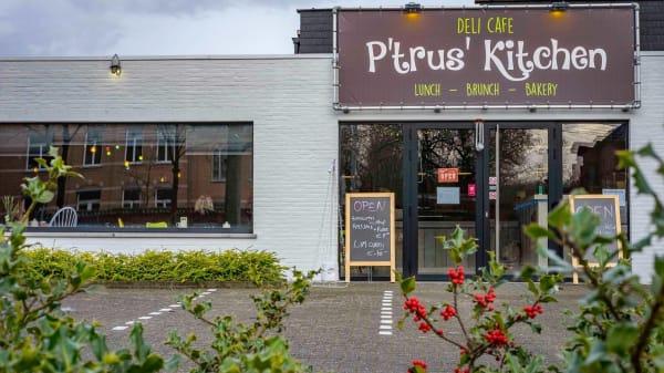 Fassade - P'trus'Kitchen, Aarschot