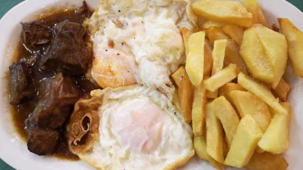 Sugerencia del chef - Dr. Peña Restaurante, Oviedo