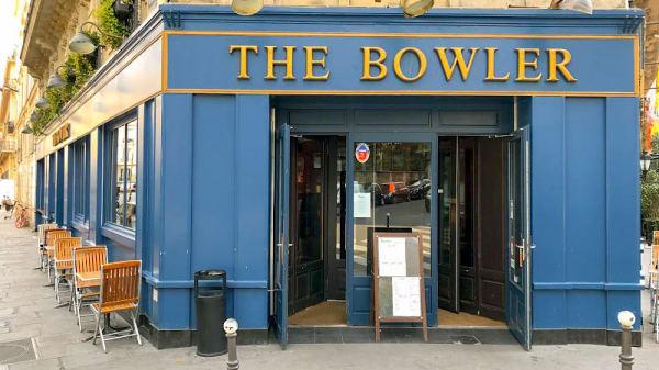 entrée - The Bowler, Paris